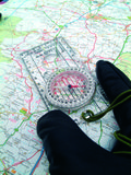 czytanie mapy zdjęcie royalty free