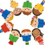 Czytelniczy dzieci Zdjęcie Stock