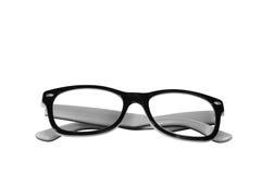 Czytelniczy eyeglasses Zdjęcia Royalty Free