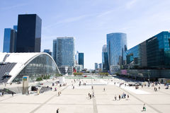 Défense in Paris Stock Photo