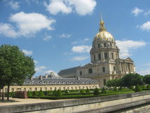 DÃ'me DES Invalides Stockfotos