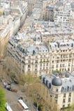 Dächer von Paris Lizenzfreie Stockbilder