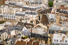 Dächer von Paris Lizenzfreie Stockfotografie