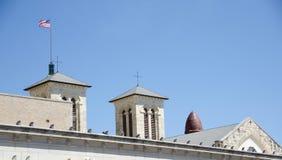 Dächer von San Antonio lizenzfreies stockbild