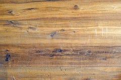 däcka som är trä Royaltyfri Foto