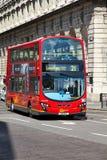 däckare dubbla london Arkivbilder