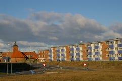 Dänemark-Architektur lizenzfreies stockbild