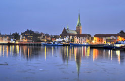 Dänemark Helsingör Stockfoto