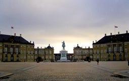 Dänemark-Kaiserpalast Stockfotografie
