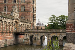 dänemark kopenhagen Der Palast von Frederiksborg stockbilder