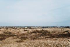 Dänemark-Landschaften stockfotos