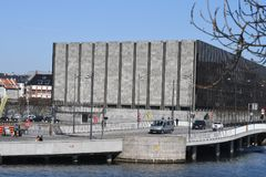 DÄNEMARK NATIONAL BANK FEIERT 200 JAHRE Stockbilder