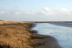 Dänemark, Yutland, Faro-Insel Lizenzfreie Stockfotografie