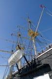 Dänische Dampf-Fregatte Jylland Lizenzfreie Stockfotografie