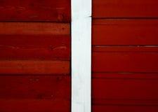 Dänische hölzerne Wand stockbild