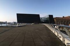 Dänische königliche Bibliothek Lizenzfreies Stockbild