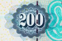 Dänische Kronen. Währung von Dänemark Lizenzfreie Stockfotos