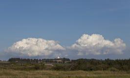 Dänische Landschaft Lizenzfreie Stockfotografie