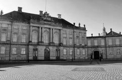Dänischer königlicher Palast Lizenzfreies Stockfoto