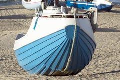 Dänisches Fischerboot Stockfoto