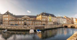 Dänisches Nationalmuseum lizenzfreies stockfoto