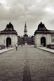 Dänisches Parlamentsgebäude Stockfoto