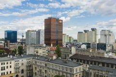 Dź del ³ del  à de la ciudad Å en Polonia imagen de archivo libre de regalías