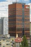 Dź del ³ del  à de la ciudad Å en Polonia imágenes de archivo libres de regalías