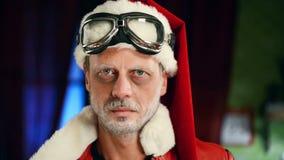 Dålig jultomten lager videofilmer