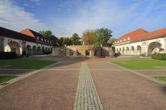 Dålig Nauheim Tyskland Royaltyfri Foto