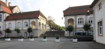 Dålig Nauheim Tyskland Royaltyfri Bild
