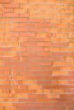 dålig tegelstenkvalitetsvägg Royaltyfria Bilder