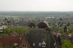 Dåliga Bentheim - Tyskland Royaltyfri Foto