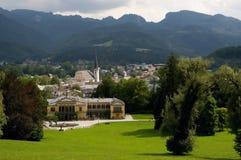 Dåliga Ischl, Österrike Royaltyfri Fotografi