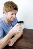 dåligt kaffe Arkivbild