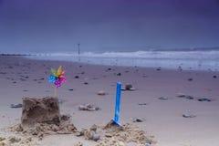 Dåligt väder fortsätter i UK Fotografering för Bildbyråer