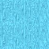 Dé a vector exhausto el modelo inconsútil - textura de madera libre illustration