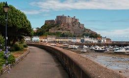 Débardeur, Îles Anglo-Normandes image libre de droits
