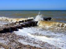 Débouché d'eaux d'égout Image libre de droits