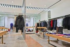 Débouché intérieur de mode dans Pékin, Chine Image libre de droits