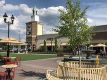 Débouchés de la meilleure qualité de Gloucester dans le Blackwood, New Jersey Photos libres de droits