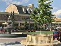 Débouchés de la meilleure qualité de Gloucester dans le Blackwood, New Jersey Photos stock