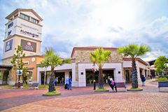 Débouchés de prime de Johor Photo libre de droits