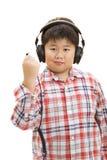 Débranchez le garçon images libres de droits