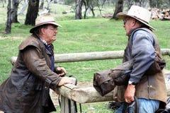 débroussailleur australien Photos stock
