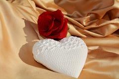 Début de l'amour Photos stock