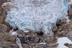 Début des cascades Photo stock