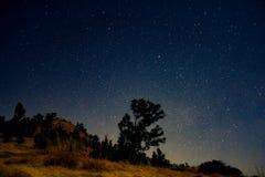 Débuts de ciel Photographie stock libre de droits
