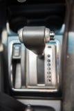 Décalage d'engrenage de transmission automatique Photos libres de droits