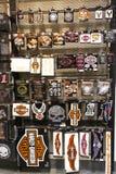 Décalques de Harley Davidson Images libres de droits